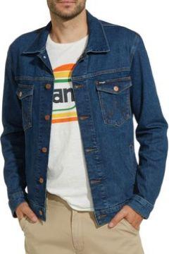 Veste Wrangler Blouson en jeans H Bleu(115466470)