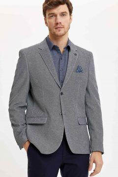 DeFacto Erkek Modern Fit Blazer Ceket(108642359)