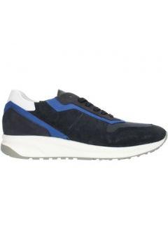 Chaussures Cesare P. By Paciotti PITDT3220MSN212 BASKETS Homme bleu(127988885)