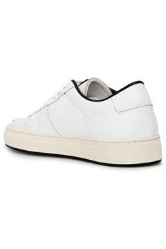 Common Projects Erkek Siyah Beyaz Deri Sneaker 39 EU(117653134)