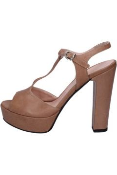Sandales Allison sandales marron cuir ap813(115443167)