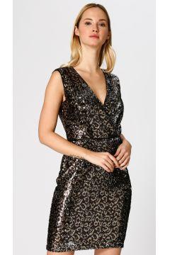 Koton Payetlİ Gold Elbise(113966517)