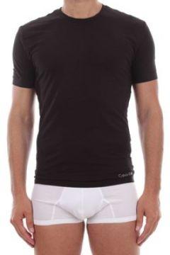 Maillots de corps Calvin Klein Jeans 000NU8661A S/S CREW(115627883)
