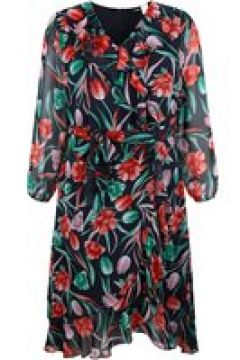 Kleid MIAMODA Multicolor(123373829)