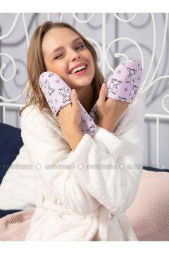 Lilac - Socks - Strawberry(110318215)