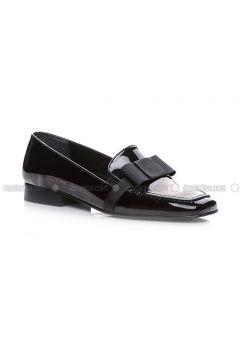 Black - Flat - Flat Shoes - Mecrea(110323252)