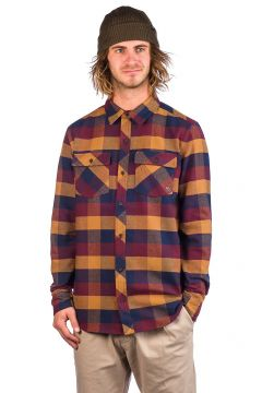 Coal Applegate Shirt rood(100661605)