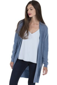 Gilet Woolovers Gilet long ouvert Femme Cachemire(115541453)