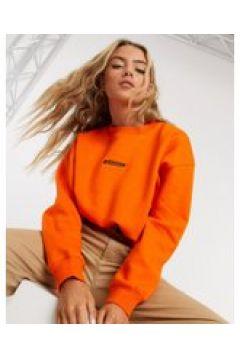 Dickies - Ferriday - Felpa corta arancione acceso(122240744)