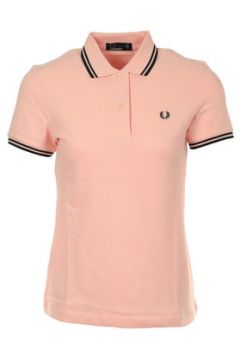 """Polo Fred Perry Twin Tipped Shirt Wn\'s \""""Cherry Blossom\""""(101621144)"""
