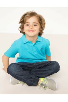 DeFacto Erkek Çocuk Basic Polo T-shirt(108637449)