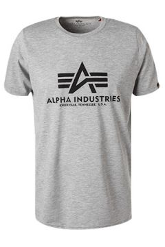 ALPHA INDUSTRIES Basic T-Shirt 100501/17(78669062)