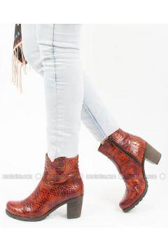 Tan - Boot - Boots - G.Ö.N(110343276)