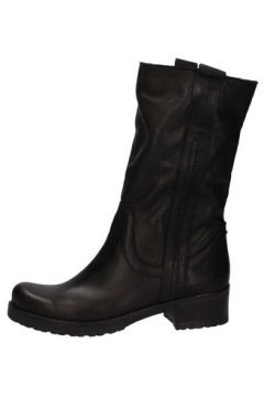 Bottes Bage Made In Italy 140 NERO PELLE(115440154)