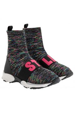 Sneakers Socken Lurex(118572097)