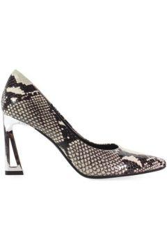 Chaussures escarpins Stephen Good Escarpins Cuir Imprimé Python(115461168)