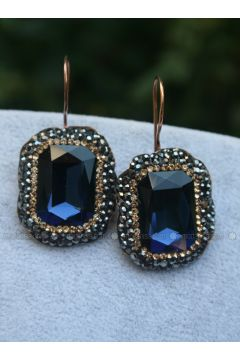 Blue - Earring - Stoneage(110319296)