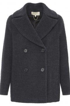 Mantel Maden aus Mohair-Wolle(117291578)