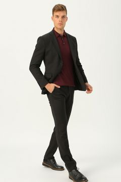 Fabrika Siyah Takım Elbise(125086931)