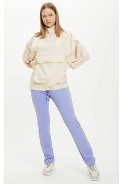 DeFacto Kadın Regular Fit Örme Pantolon(119064141)