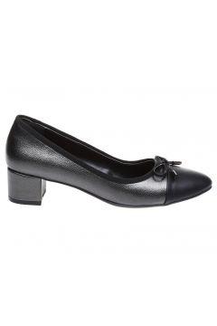 Fabrika Gümüş Düz Ayakkabı(123421378)