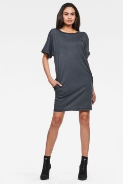 G-Star RAW Women Joosa Dress Black(117927604)