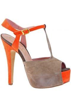 Chaussures escarpins Cuomo Sandalo Tacco 140 Talons-Hauts(115499747)
