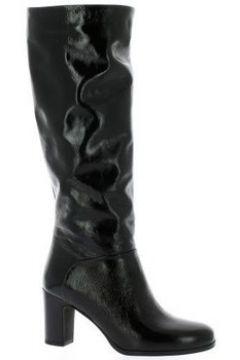 Bottes Fremilu Bottes cuir vernis(98530624)