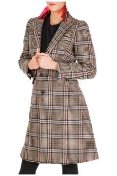 Women's wool coat(118300123)
