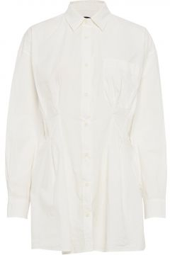 Lmc Wstd Dad Shirt Dress Brigh Langärmliges Hemd Weiß LEVI\'S MADE & CRAFTED(108573864)
