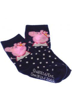 Chaussettes enfant Peppa Pig Chaussettes Niveau mollet - Coton(115547433)