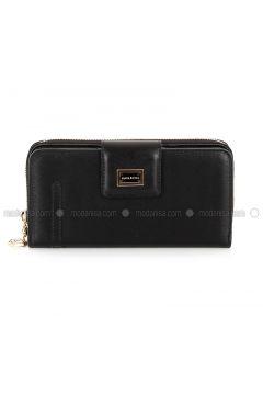 Black - Wallet - Silver Polo(110324422)
