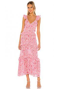 Платье morrison - MISA Los Angeles(115072289)