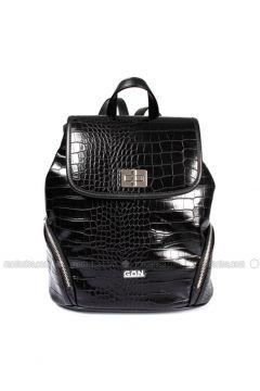 Black - Backpacks - G.Ö.N(110324344)
