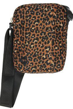 Mi-Pac Flight Nylon Leopard Backpack black(97856582)