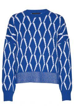 Uscio Strickpullover Blau SPORTMAX CODE(114157693)