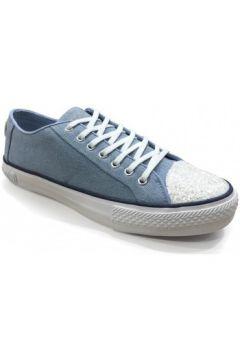 Chaussures Mellow Yellow Basket DAJEANS Bleu(115589376)