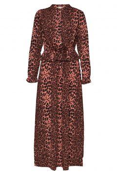 Dress Maxikleid Partykleid Braun SOFIE SCHNOOR(114165482)