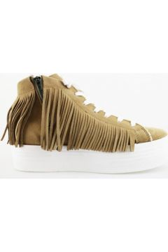Chaussures 2 Stars sneakers marron daim AG10(115393436)