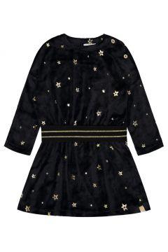 Velours Kleid Sterne Make a Wish(113868976)