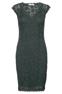 Dress Ss Kleid Knielang ROSEMUNDE(114165078)