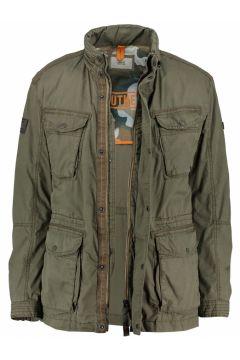 Camel Active: Jacke mit praktischen Taschen, 72, Oliv(121716407)