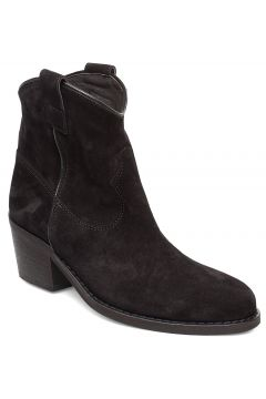 Anna Shoes Boots Ankle Boots Ankle Boots With Heel Schwarz NOTABENE(95003165)