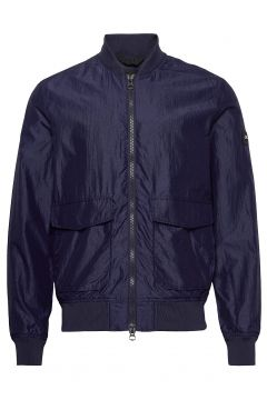 Marty-Silk Nylon Bomberjacke Jacke Blau J. LINDEBERG(116333824)