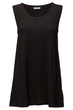 Elta Top A-Shape N/Sl Basic Top Ärmellos Shirt Schwarz MASAI(116469531)