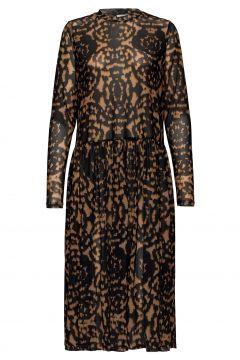 Dress Kleid Knielang Schwarz SOFIE SCHNOOR(119352915)
