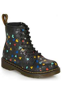 Boots enfant Dr Martens 1460 J HEARTS(115603829)