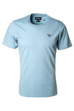 Barbour T-Shirt Seton ocean blue MTS0573BL63(116934480)