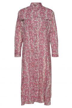 Thora Dress Maxikleid Partykleid Rot NUÉ NOTES(118696978)