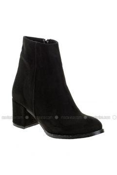 Black - Boot - Boots - DERİGO(110339473)